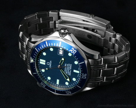 James Bond (Pierce Brosnan) Omega 2531.80 Seamaster Watch