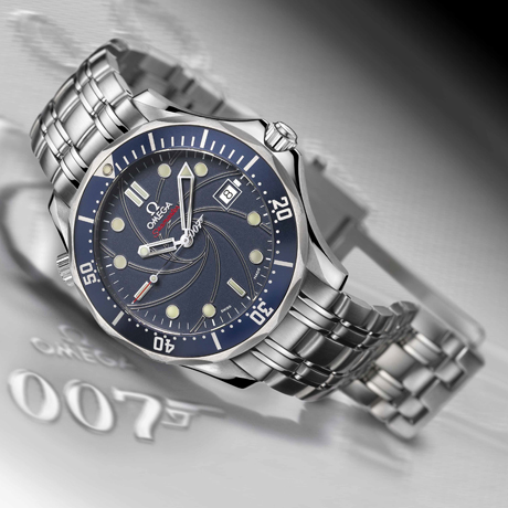 "Omega Seamaster 2226.80 ""James Bond Limited Series"" watch, Casino Royale, 2006"