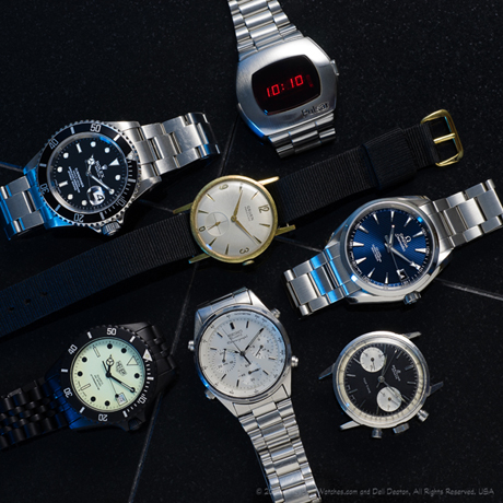 James Bond watches: Latest movie-worn models from each known brand